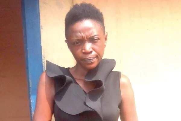 Baby thief arrested at Osu