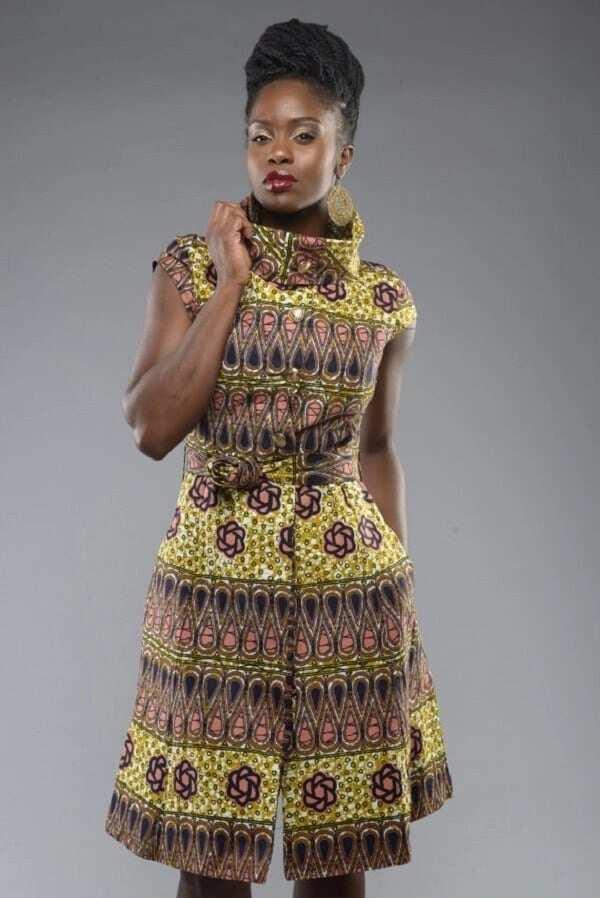 nigerian fashion styles ankara dress short dress styles