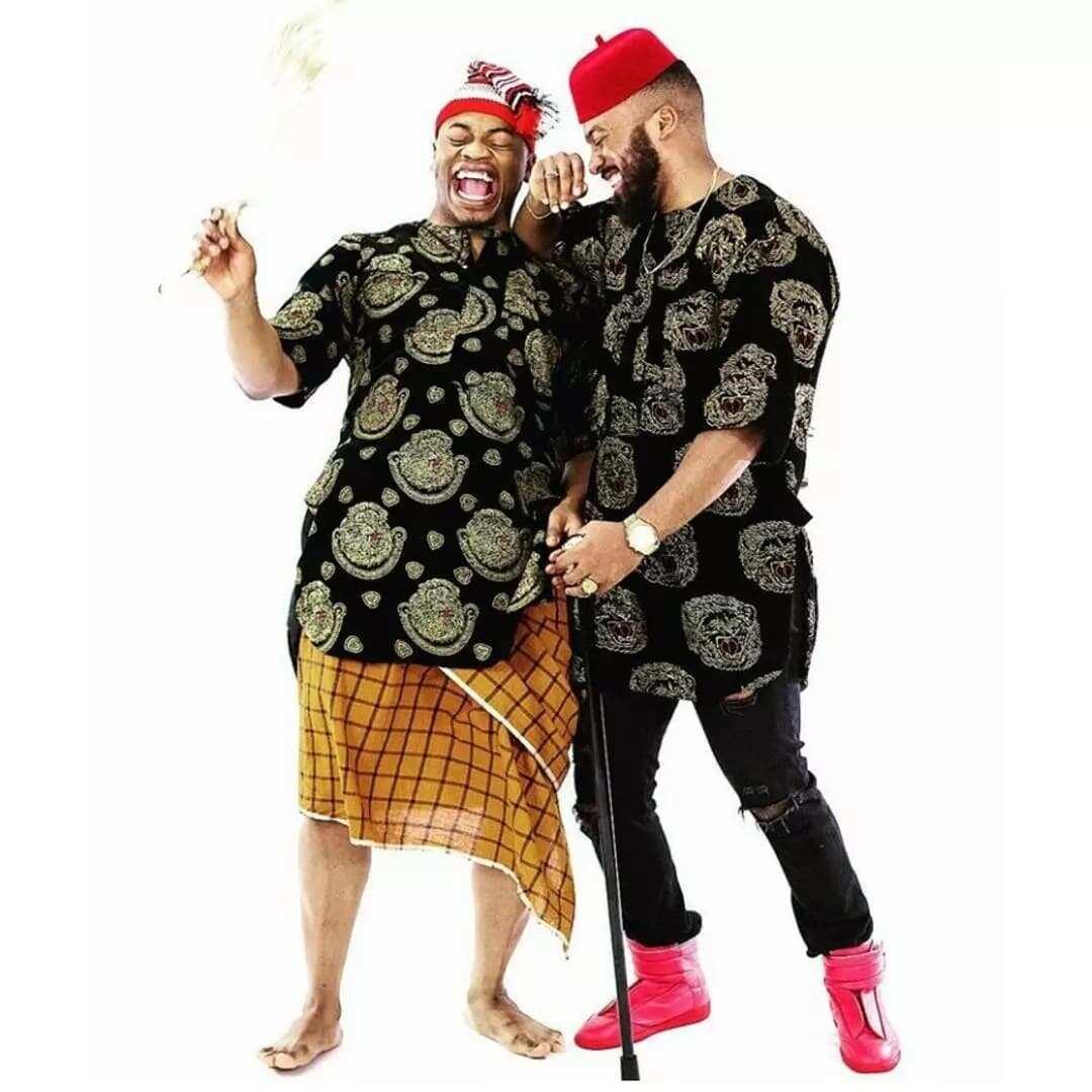 Latest News In Nigeria: Latest Nigerian Clothing For Men In 2019 YEN.COM.GH