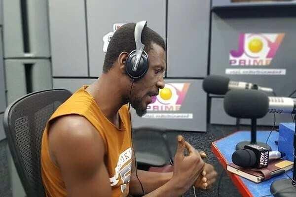 Okonfo Kwadee's mother demystifies his 'madness'