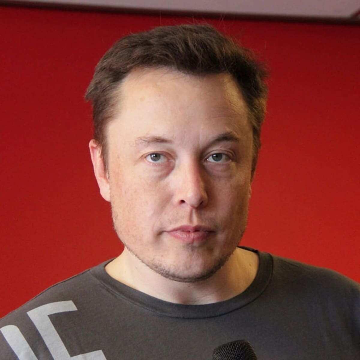 Elon Musk. Photo credit: Sourced