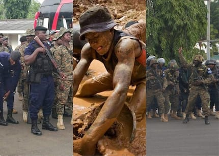 They are lies; we never attacked them!- Illegal miners fight back after altercation with 'Operation Vanguard' killing one