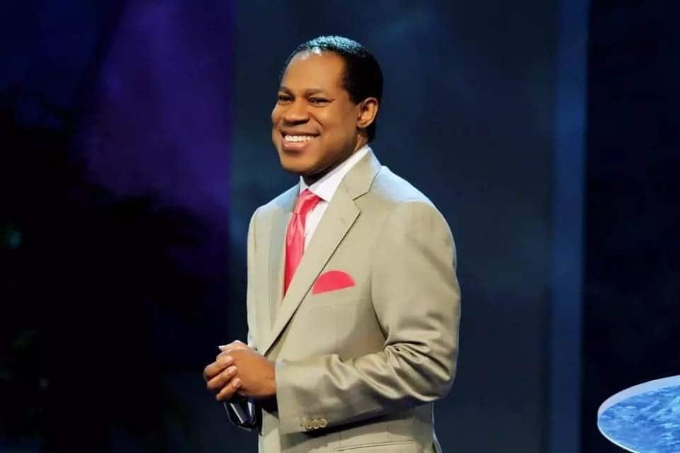 Pastor Chris teaching on love, marriage, partnership and giving