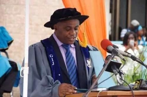 GIJ Rector asked to proceed on leave over procurement infractions