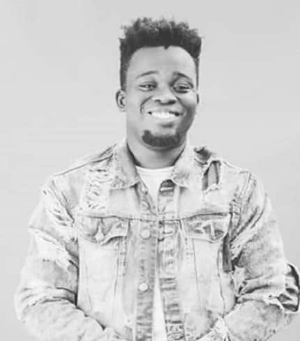 Meet the Ashaiman-based singer and music producer M.O.G