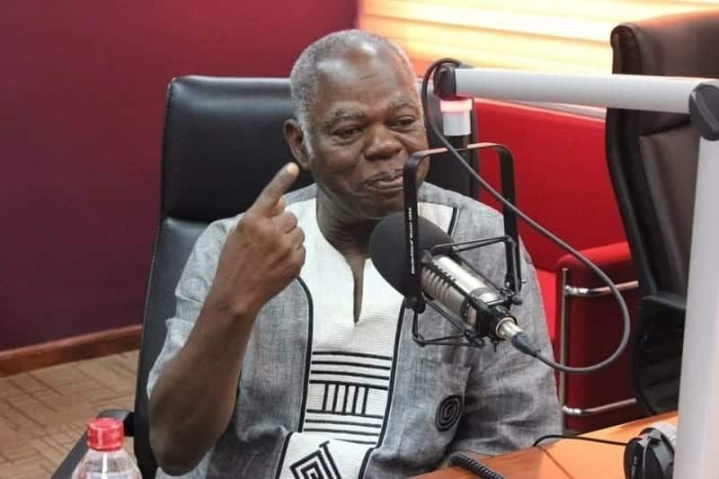 I will give Ghanaians gold coins if they vote for me - Edward Mahama