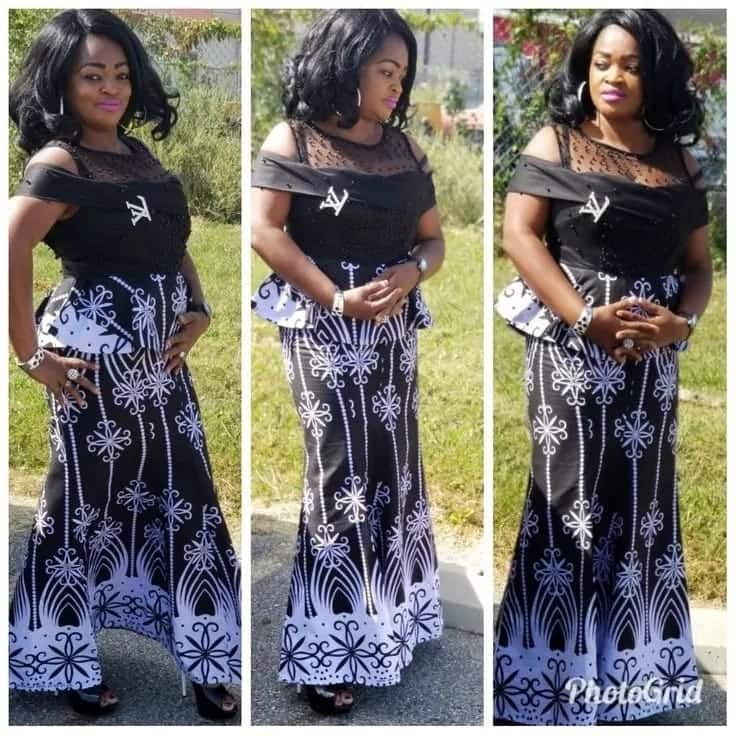 African Print Styles For Funeral YEN.COM.GH