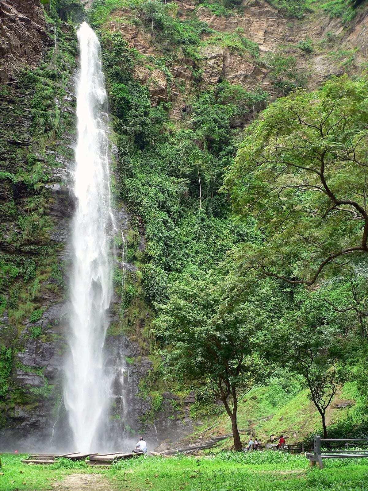 List of waterfalls in Ghana and their locations Wli falls Wli waterfalls