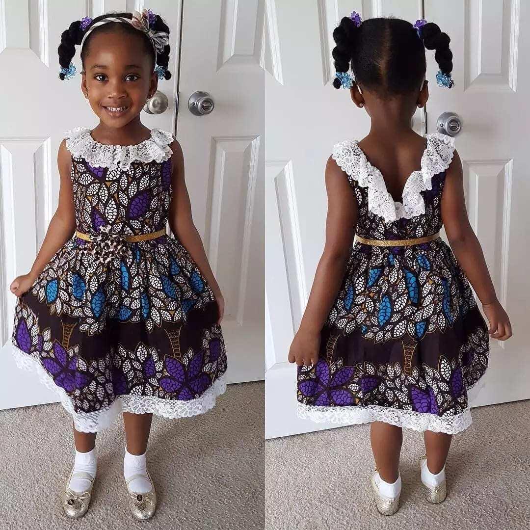 3025240aea4 Beautiful Ankara Styles for Children 2019 ▷ YEN.COM.GH