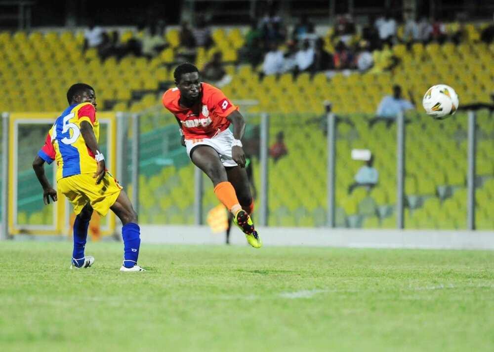 Ghana Premier League Top Scorers 2017