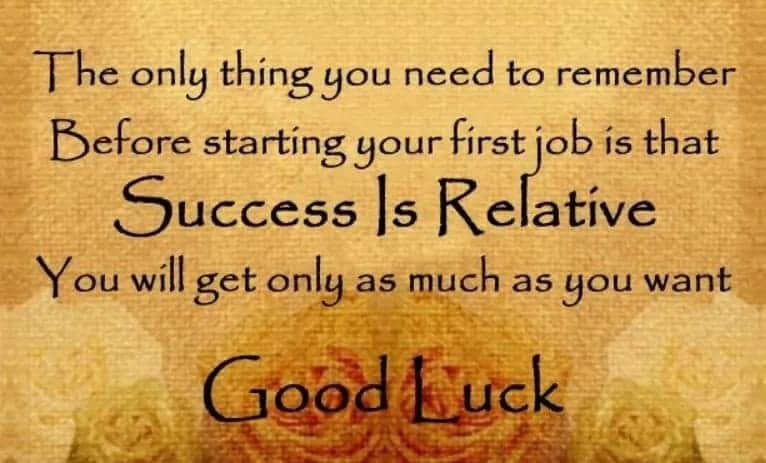 Best Good Luck Messages and Sayings for Exams