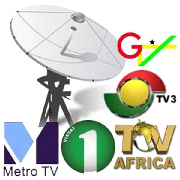 satellite frequencies in Ghana