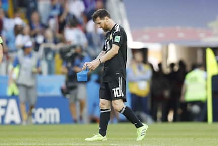 Iceland embarrass Leo Messi and Argentina as newcomers earn first World Cup point