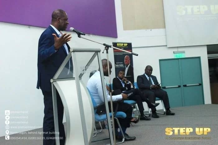 Photos: Secrets of successful salespeople revealed at 'Step Up'