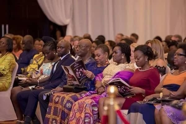 First Lady raise funds for Tamale CHPS compound at musical concert