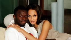 'Chef' Sulley Muntari captured in latest video busy in the kitchen for his wife