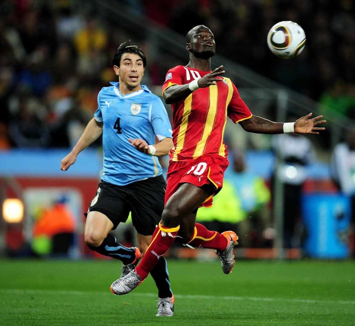 Stephen Appiah bemoans poor African showing at World Cup 2018