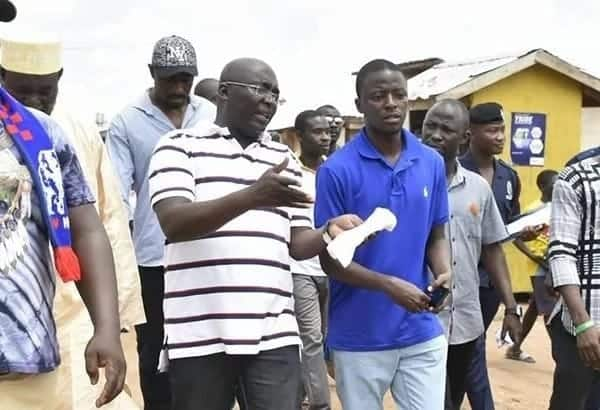 Bawumia mourns his Special Aide, Kwabena one year after his passing