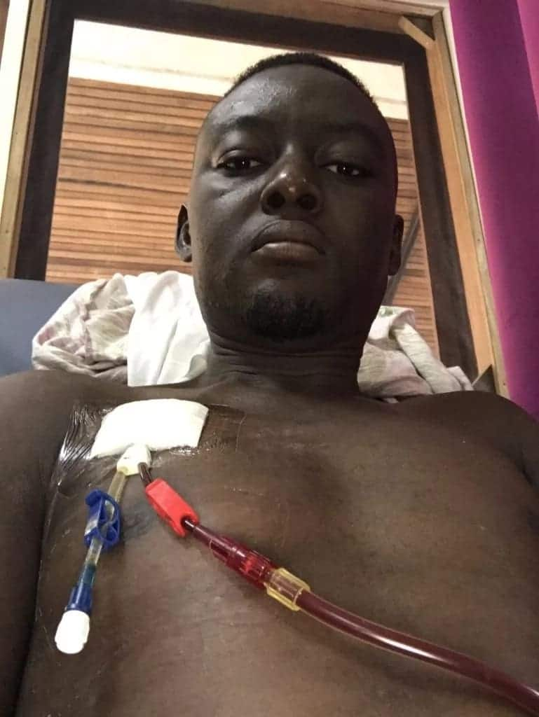 34-year-old seeks $24,000 to undergo kidney transplant