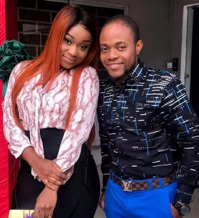 Efia Odo and Joel Acheampong are mkw the presentersmof Kwese Free Sport's morning show
