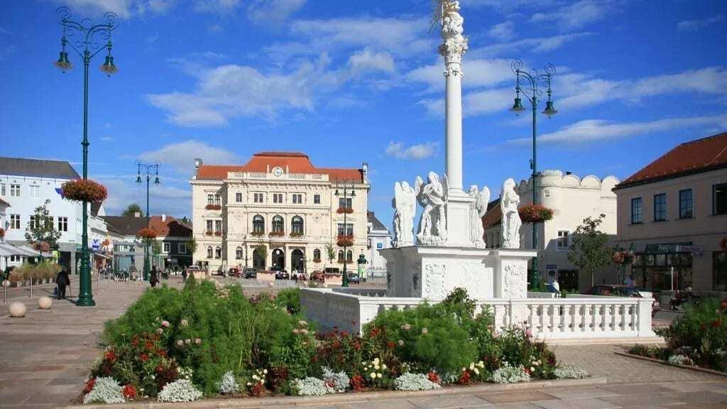 List of cities in Austria List of popular cities in Austria List of names of cities in Austria States in Austria