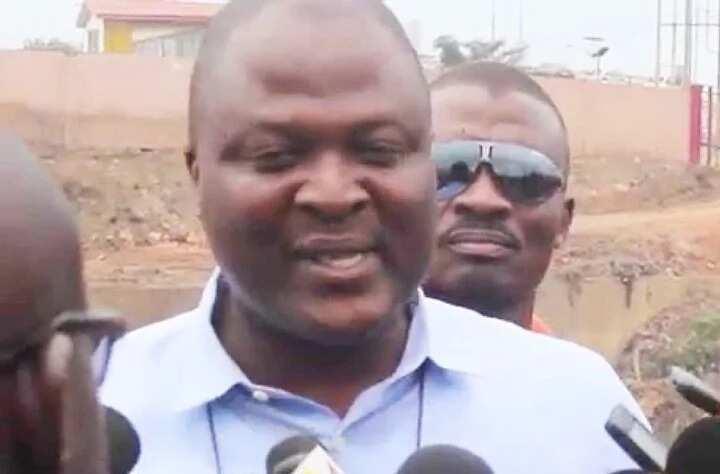 EOCO asks Ibrahim Mahama to submit his passport