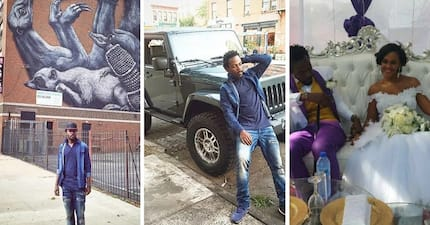 4 photos that show Kwaw Kese is living his best life at 39