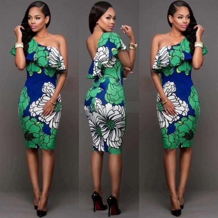 African dresses tops