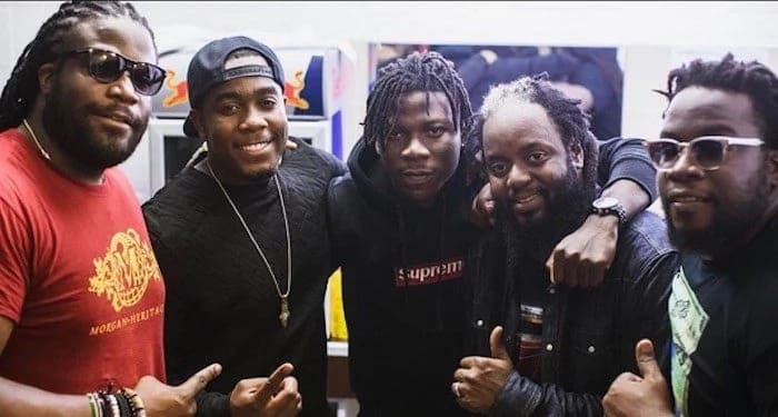 Gramps Morgan dispels rumors that Stonebwoy paid to join Morgan Heritage European tour
