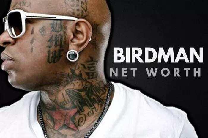 Birdman net worth 2017-2018