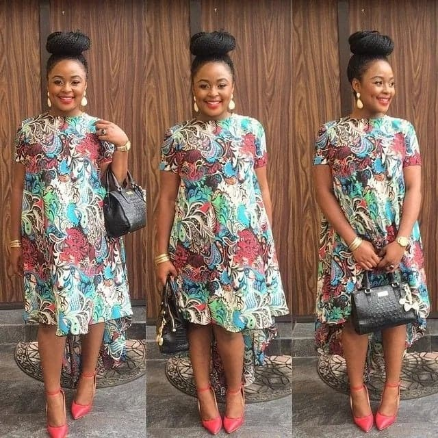 be993139c02e7 Latest African Maternity Dresses for a Fashionable Look 2019 ▷ YEN ...