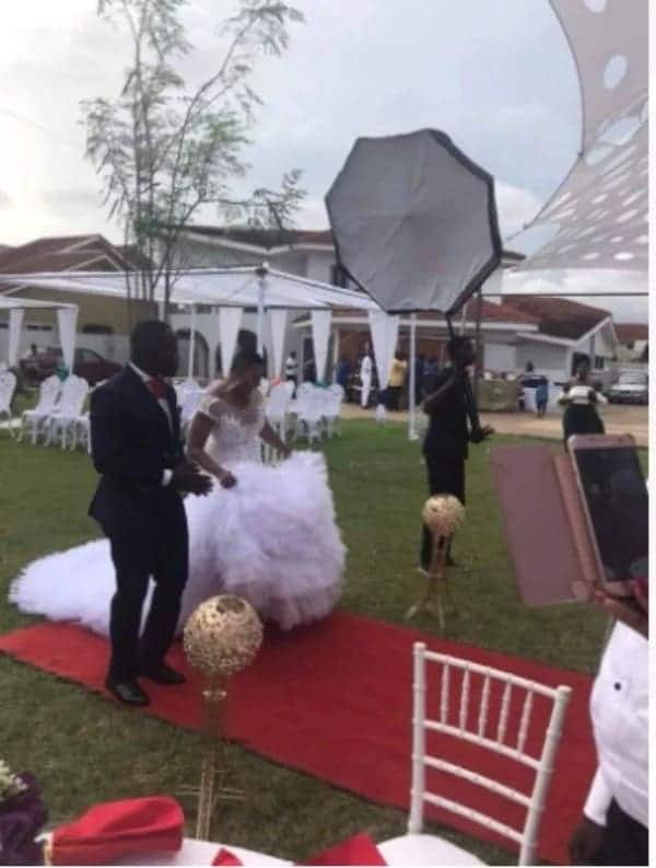 Office Romance: MzGee and Raymond Acquah of Multimedia tie the knot