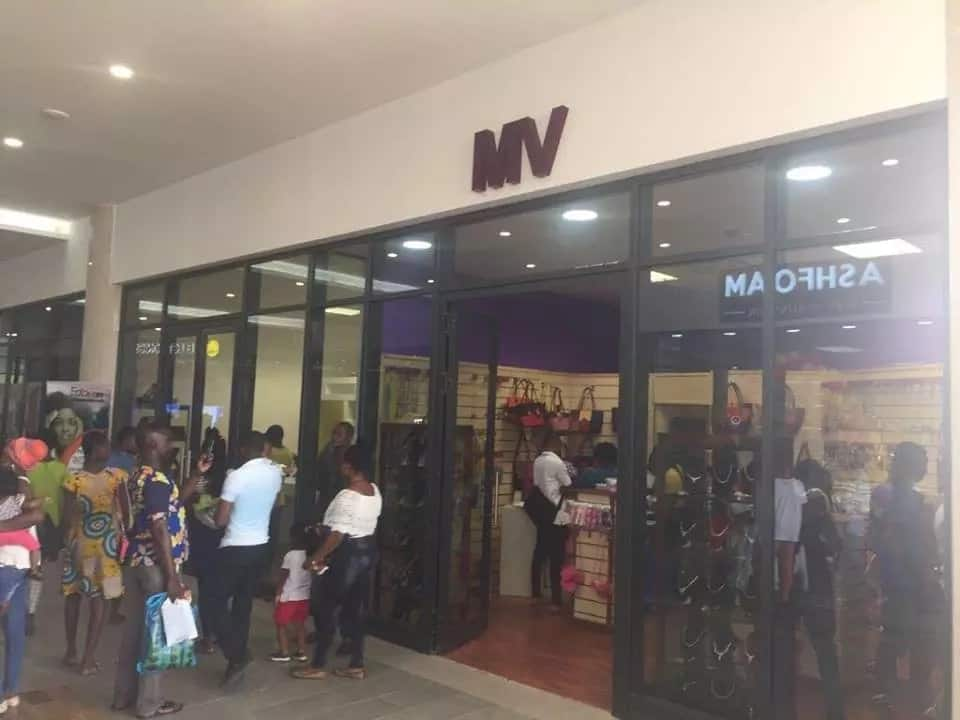 Photos: Kumasi City Mall comes alive