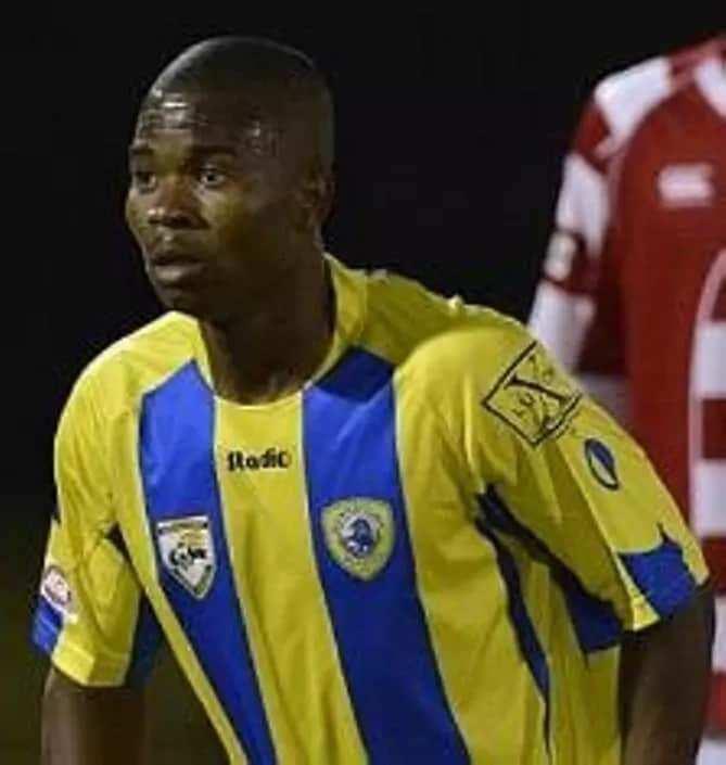 Kodjo Etonam Adjassou from Togo.