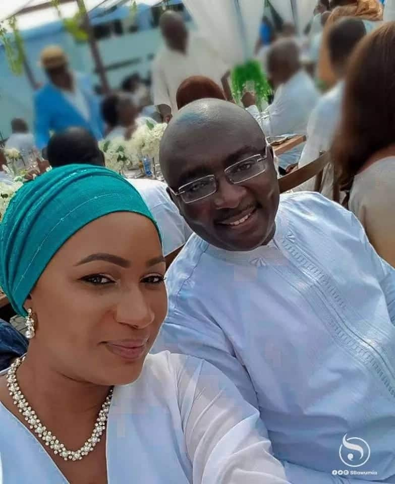 Samira Bawumia sends her unflinching love to her husband on his birthday today and it is so adorable