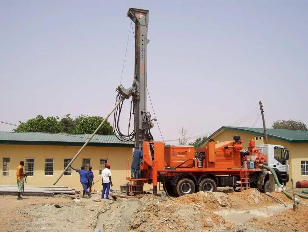 List of borehole drilling companies in Ghana ▷ YEN COM GH