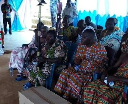 Find out why this Nzema chief wants NDC to stay in power