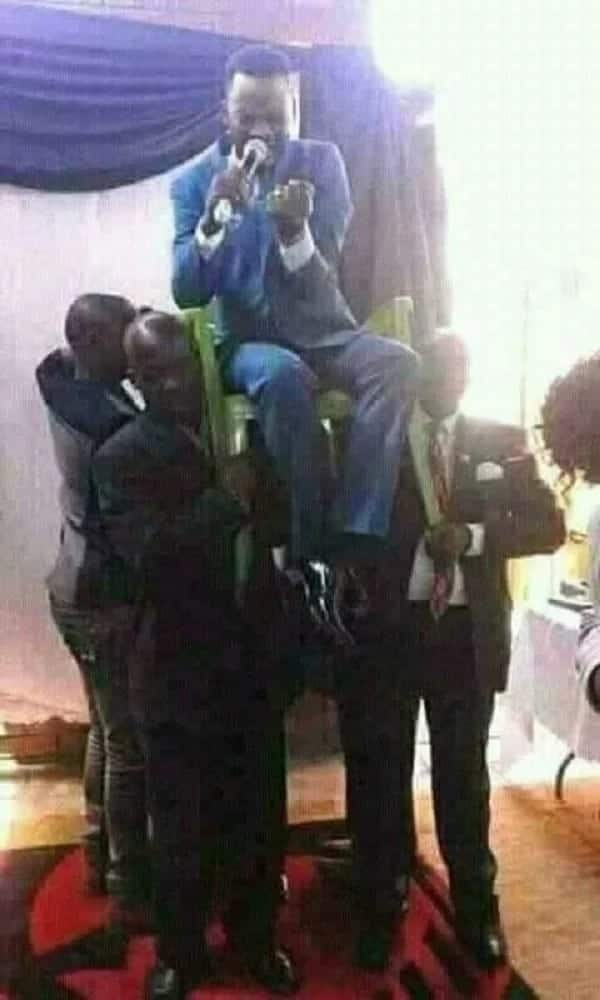 9 photos that prove most pastors will go to hell