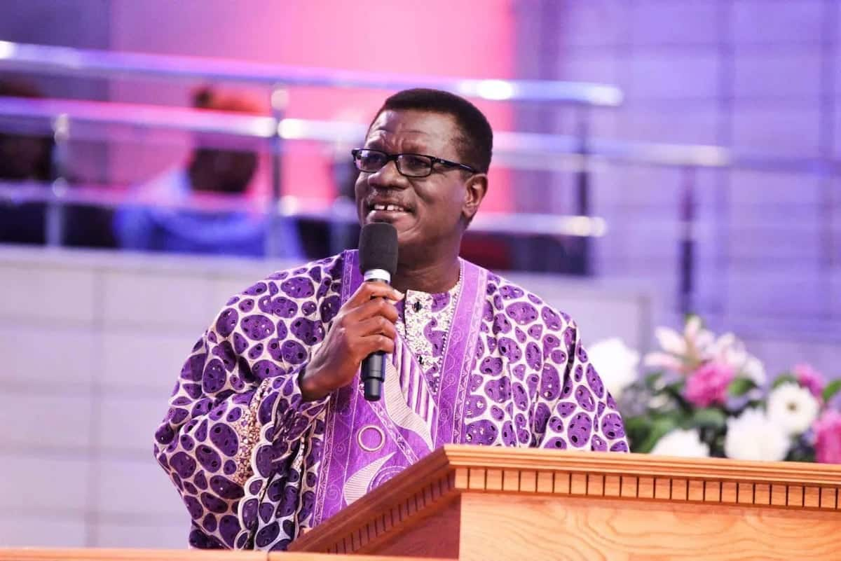 "Is Mensa Otabil the only pastor with the power to ""burn"" corruption, ""foolish"" acts in Ghana?"