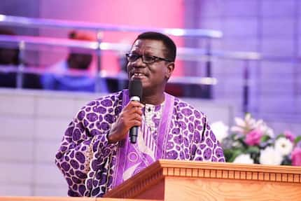 'My mother used to say I was very ugly when I was young' - Otabil