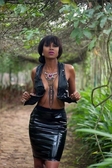 Yvonne Nelson opens up about personal fears