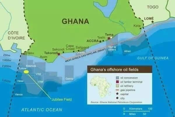 This was how Duncan William wildly predicted maritime dispute between Ghana and Ivory Coast
