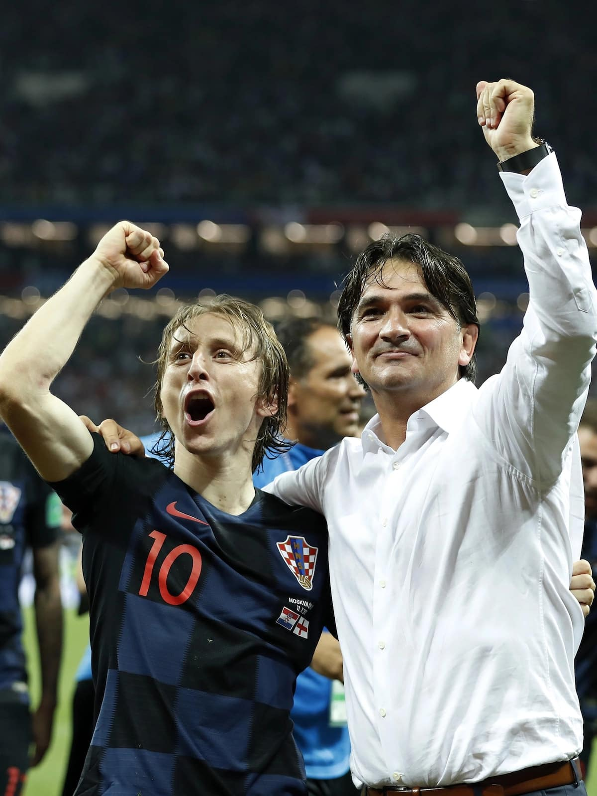 Zlatko Dalic plays down a reason of vengeance in Croatia-France World Cup final