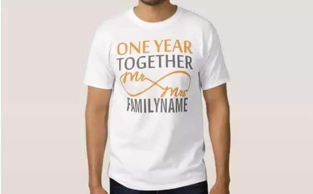 One year anniversary wedding gift ideas in Ghana