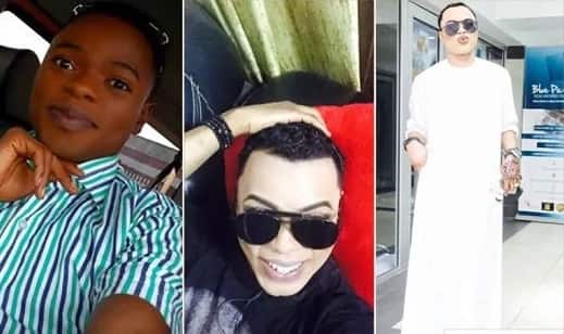 Man lives open gay life in Nigeria