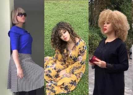 8 jaw-dropping pictures of Nadia Buari that prove that angels walk among us