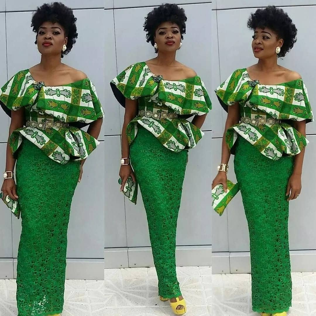 Modern African dresses 2018