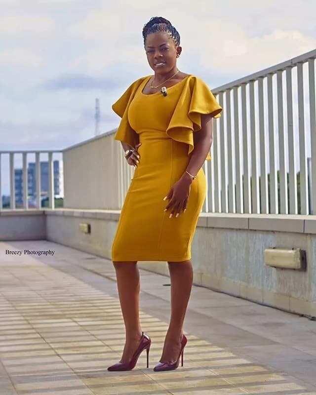 Nana Aba Anamoah stuns social media in new photos