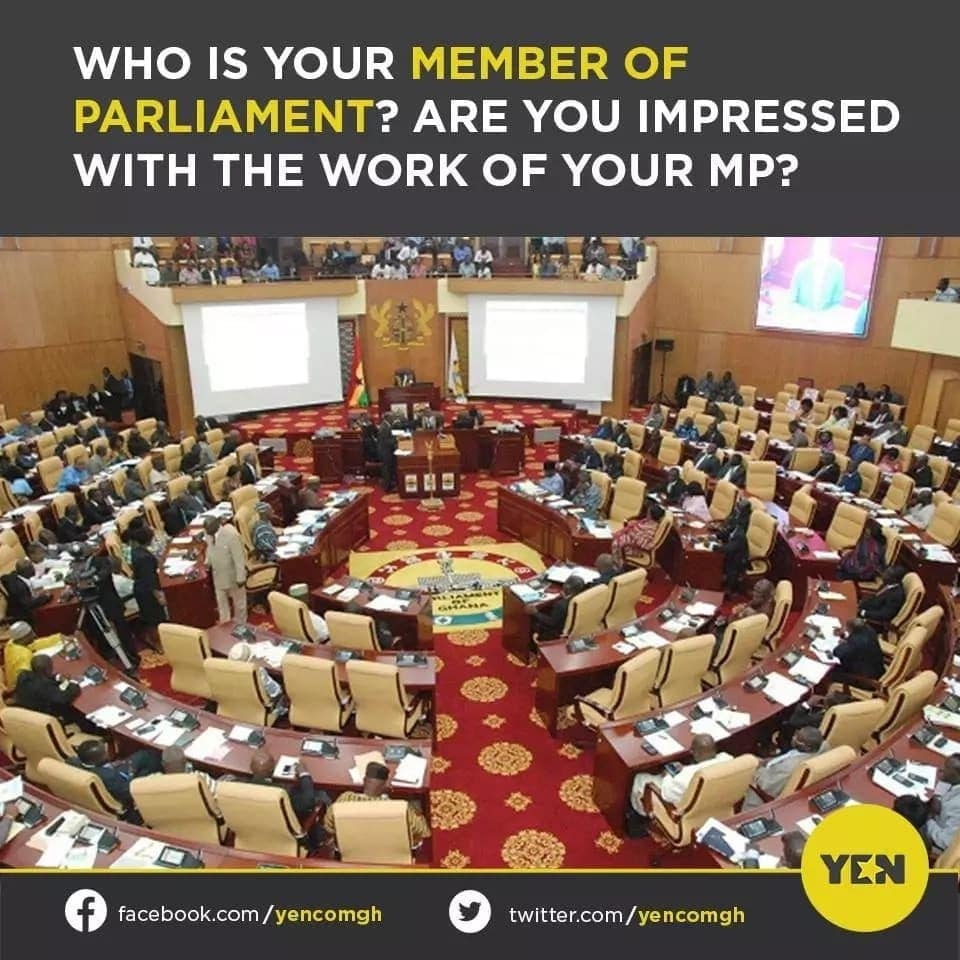 Ghanaians are calling for the heads of Osei Kyei Mensah Bonsu, other MPs for poor performance