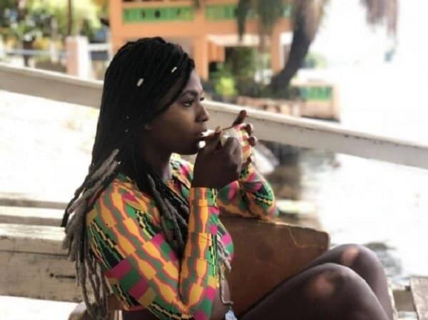 Ahuofe Patri shares stunning photos from her weekend vacation